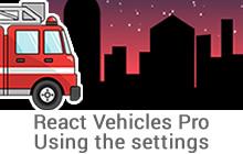 React Vehicles Pro