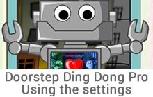 Doorstep Ding Dong Pro