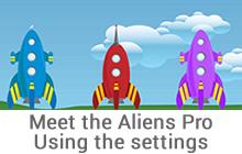 Meet the Aliens Pro